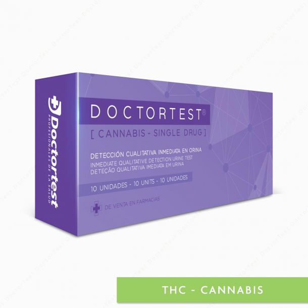 THC Doctortest [ Single Drug ]